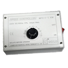цены Single phase fan speed controller MFC-I-1KW direct power 1KW