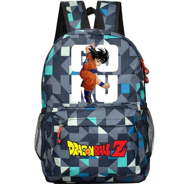 Dragon Ball Z Bag Son Goku Backpacks
