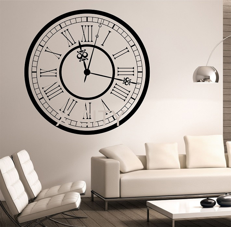 Amazon.com: Vangold Large DIY Wall Clock, 2-Year Warranty ...