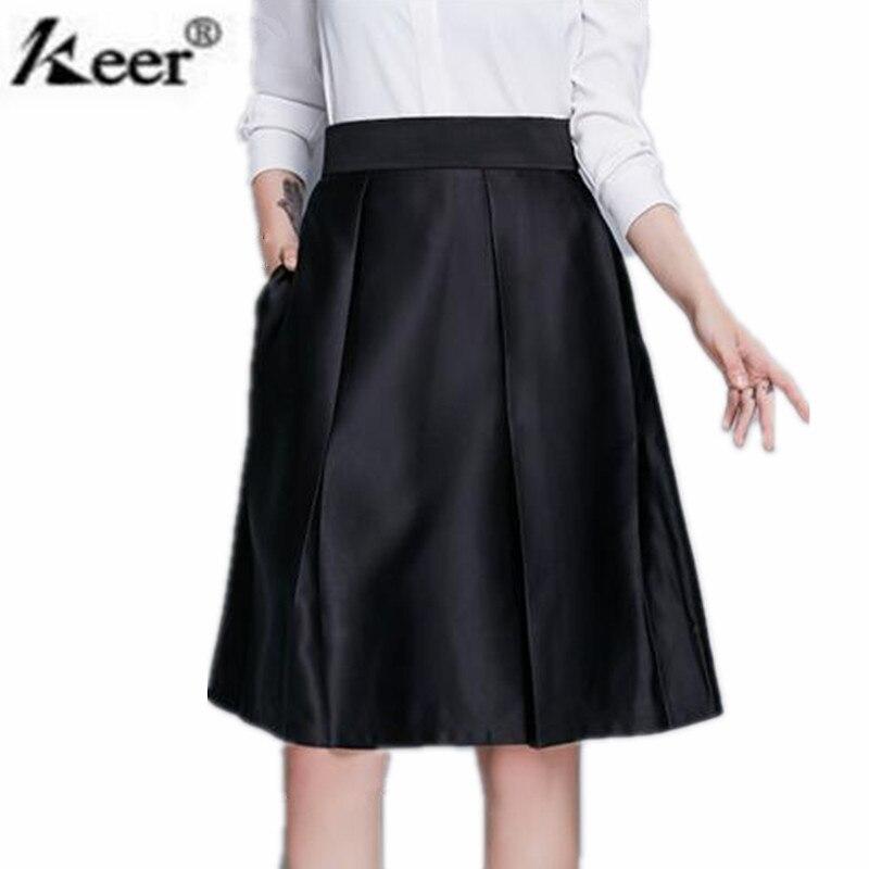 Formal A Line Skirt