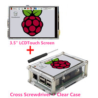Best Price Original 3 5 LCD TFT Touch Screen Display For Raspberry Pi 2 Model B