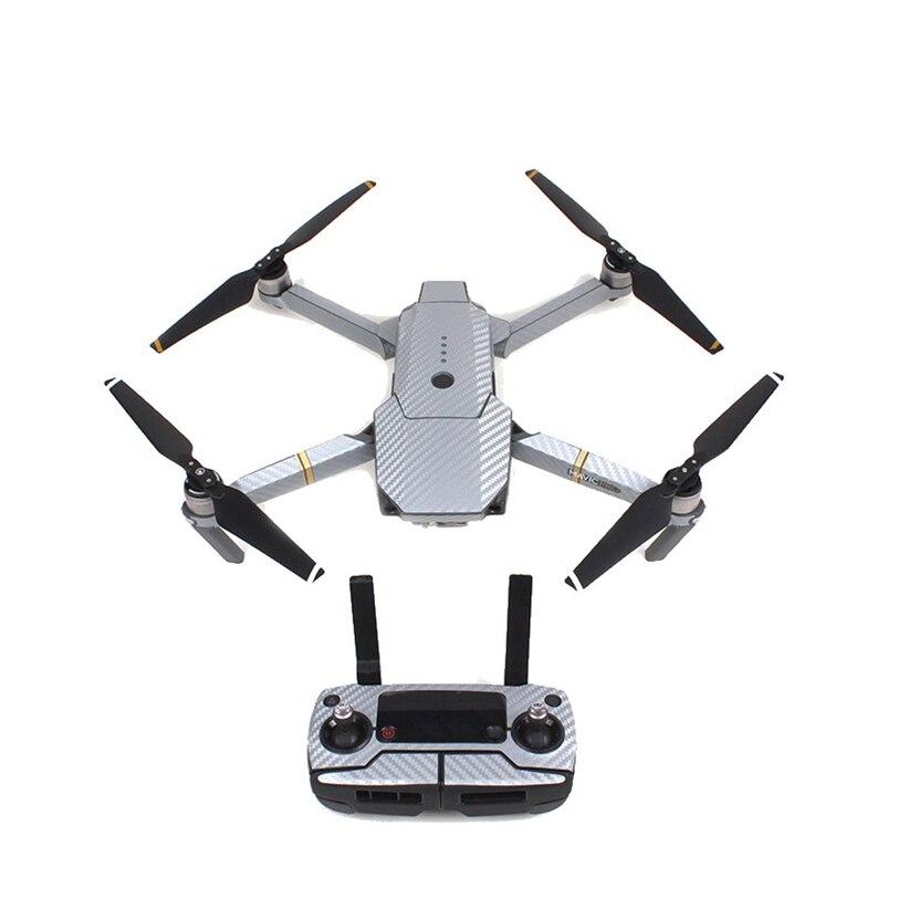 Наклейки комплект карбон к дрону мавик дополнительная батарея mavic на ebay