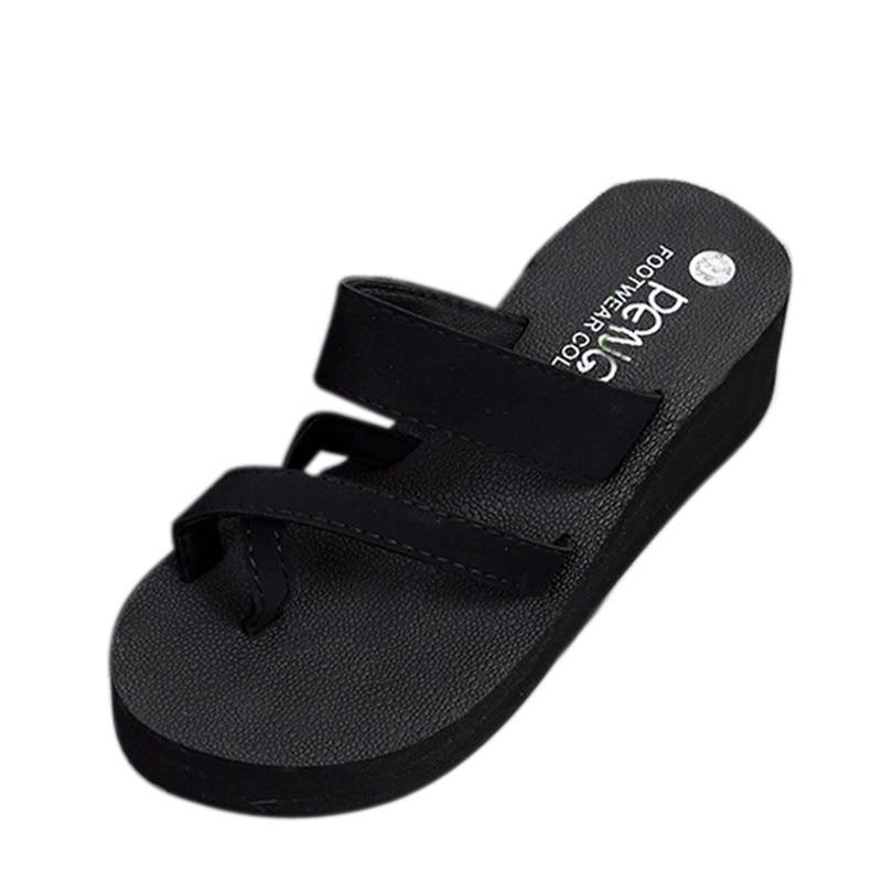 aeb08025291c3 Hot Sale Womens Summer Flip Flops Casual Slippers Flat Sandals Beach Open  Toe Shoes Indoor outdoor Sandles sandalia feminina - aliexpress.com -  imall.com