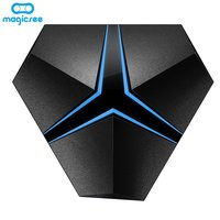 Magicsee Iron Android 7 1 TV Box 2 4G 5 8G Wifi Support OTA Update LAN