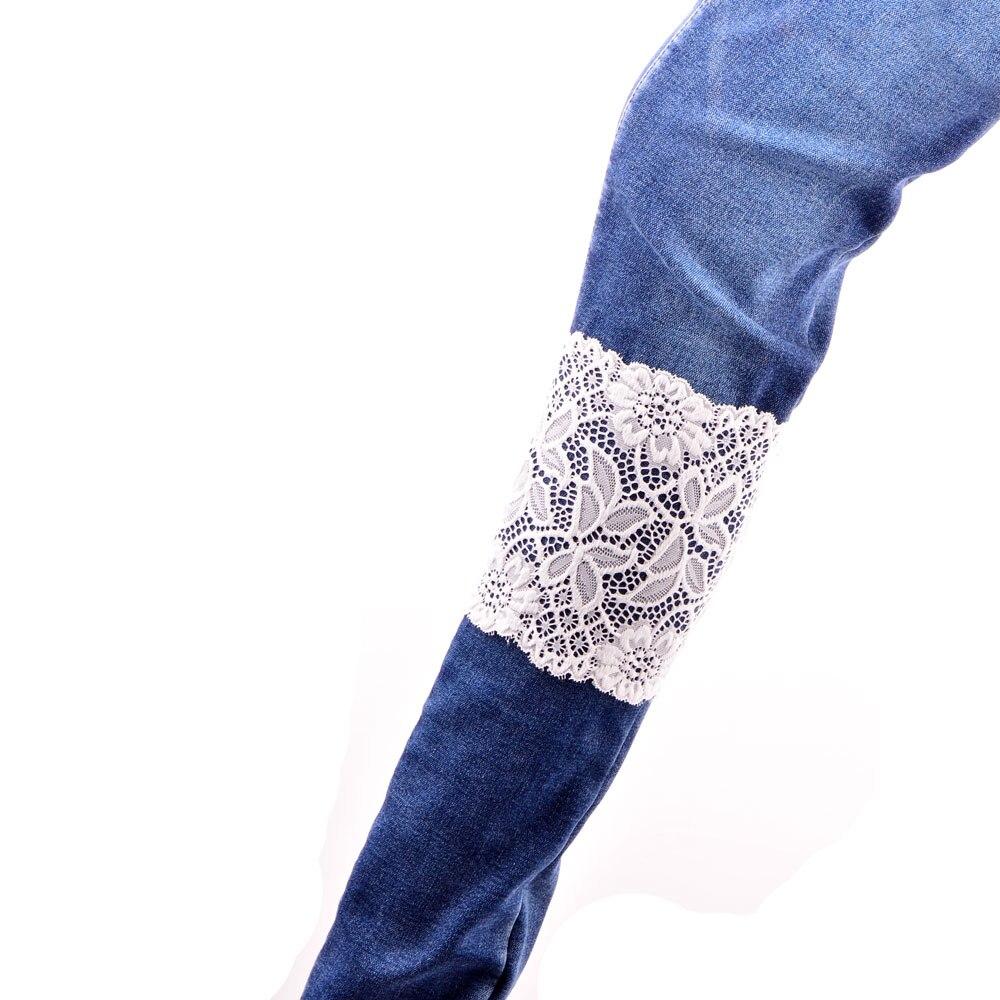 √Estiramiento Encaje ajuste Encaje manguito Boot cuffs toppers ...