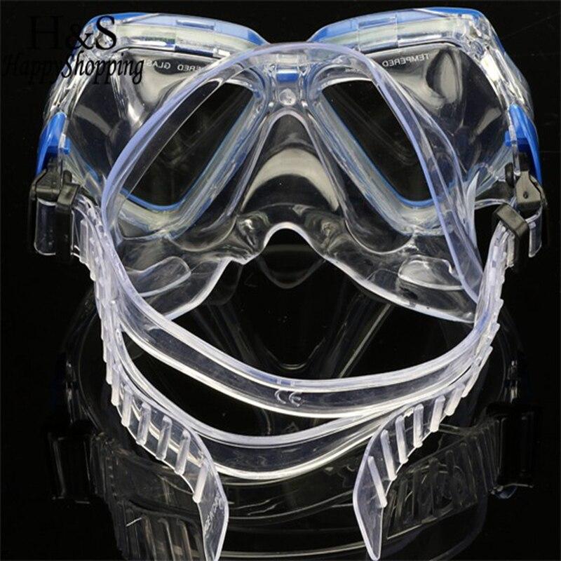 2017 Nowa Podwodna Morze Nurkowanie Snorkeling Maska Pływanie - Sporty wodne - Zdjęcie 3