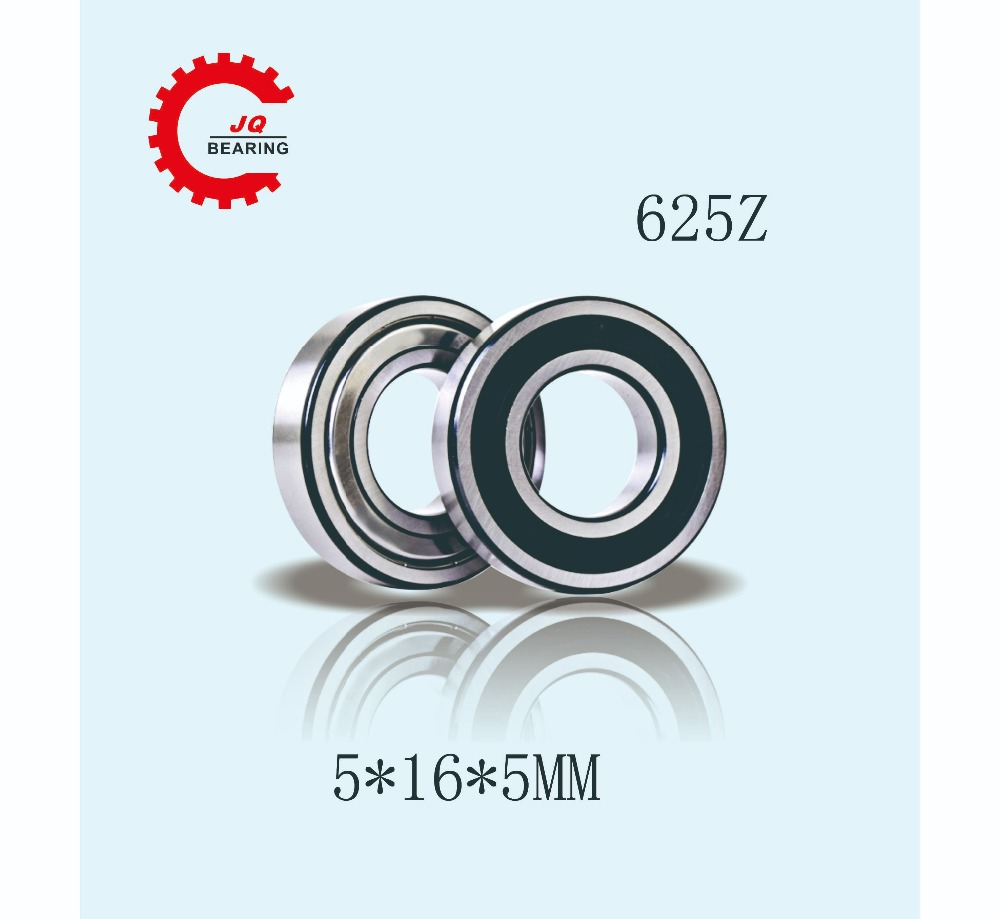 10 PCS Metal Rubber Sealed Ball Bearings 3*10*4 623RS 3x10x4 mm 623-2RS