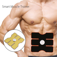 1pcs Abdominal Muscle Trainer Smart Electric Pulse Treatment Massager Pad Sports Arm Sticker Gym Muscle Stimulator