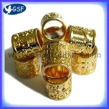Золотые кольца для голубя 8 мм птица кольцо