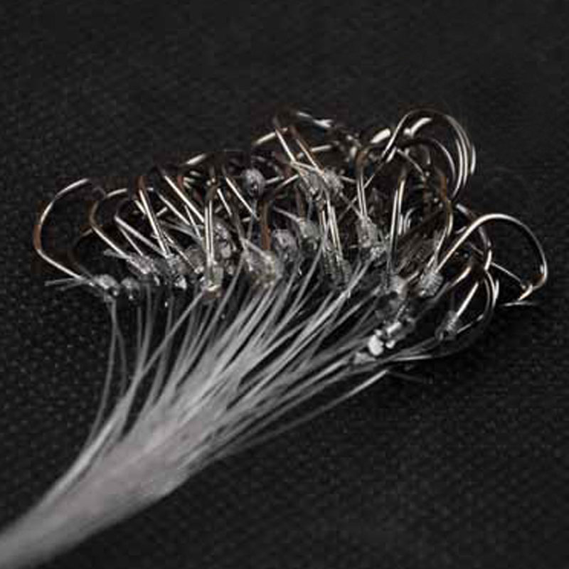 96kpl Fishhook Fly Tackle Worm Jig Lyijypää Bait Carbon Steel - Kalastus