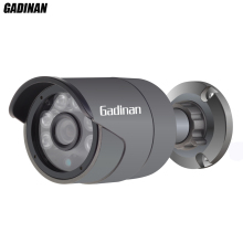 GADINAN 720P Outdoor Waterproof AHD Analog HD Camera AHDM Night Vision 6pcs Array Led Security Surveillance CCTV Camera For DVR