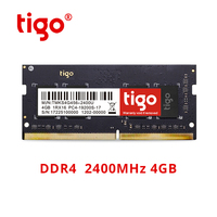 Tigo RAM DDR4 4GB 2400MHz 2666MHz Brand New Memoria DDR 4 SoDIMM For Laptop Mini pc Memory Fast for game