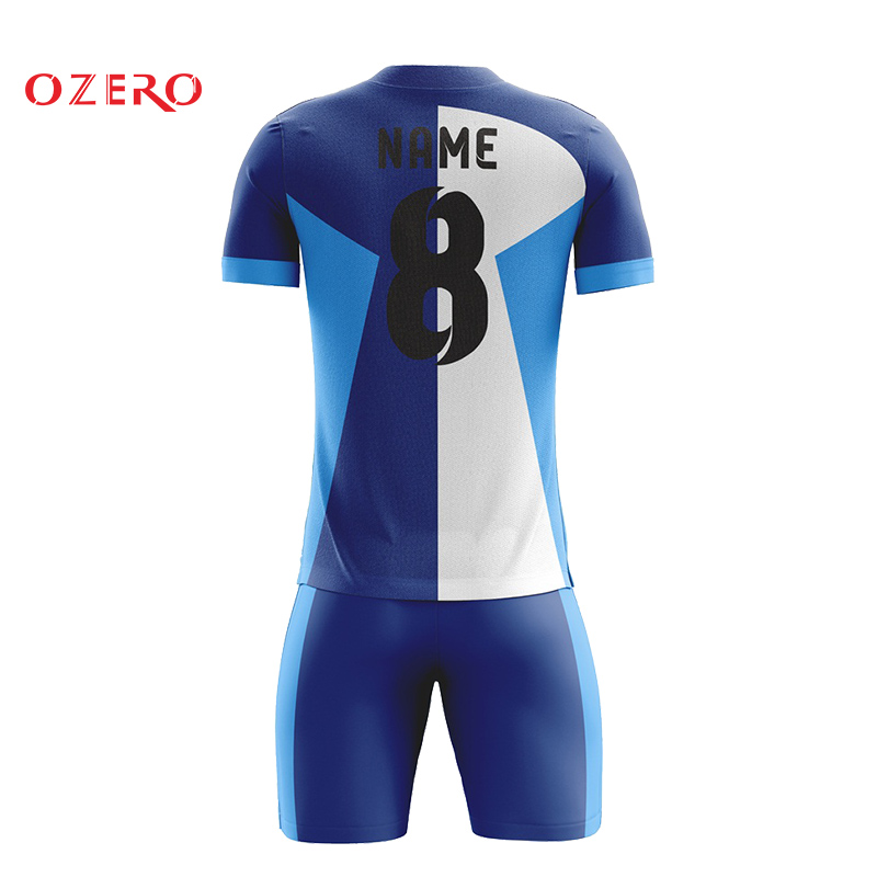 eccf453cc black and white new design soccer t shirt dry fit soccer jersey sublimation  soccer wear-in Soccer Jerseys from Sports   Entertainment on Aliexpress.com  ...
