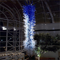 Художественные декоративные дизайнерские стеклянные подвесные светильники ручной работы  люстры из муранского стекла