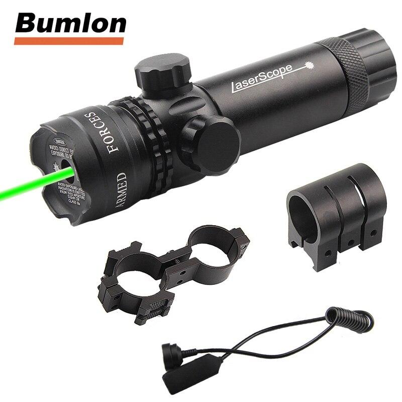 Tactical Red Laser Green Laser Sight Designator Emitter Airsoft Rifle Gun Scope Shooting Long Distance HT3-0001
