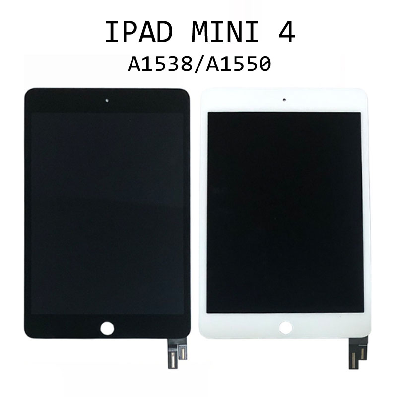 Tablet LCD A1538 A1550 For ipad mini 4 Touch Screen Digitizer panel LCD Display Screen Repair Parts For ipad mini 4