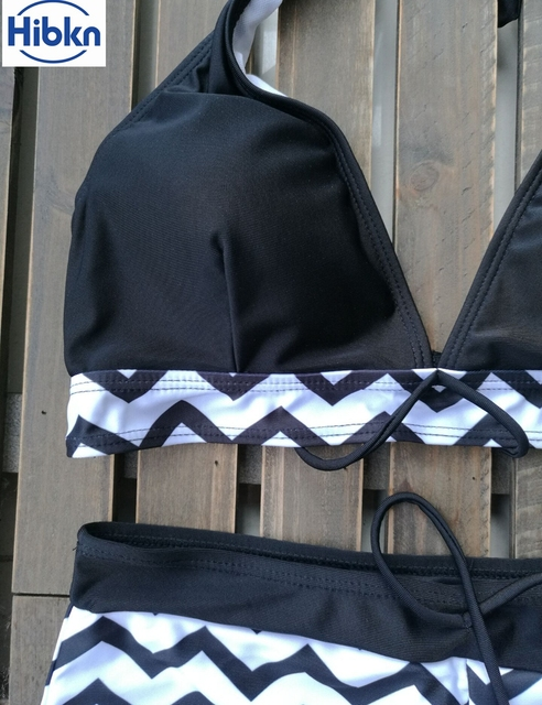 Strapless 2 Piece Beach Swimming Suit 6