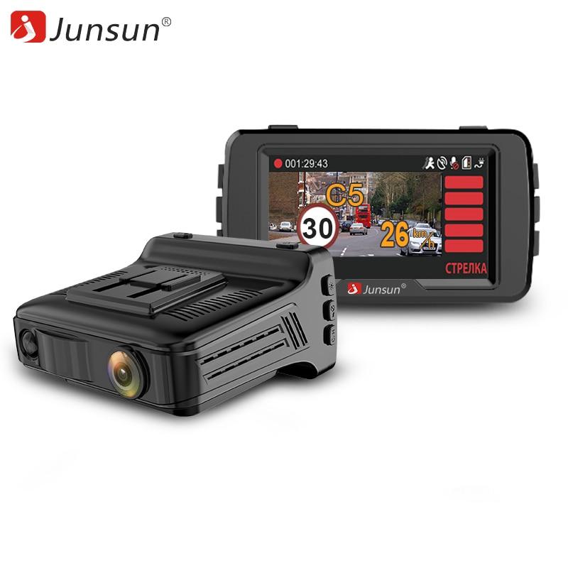 Radar Detector Junsun L6