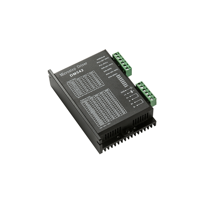 US $33 2 |Fuyan DM542 stepper motor 2M542 N upgrade replacement 4257  stepper motor driver tuning engraving machine-in Motor Driver from Home