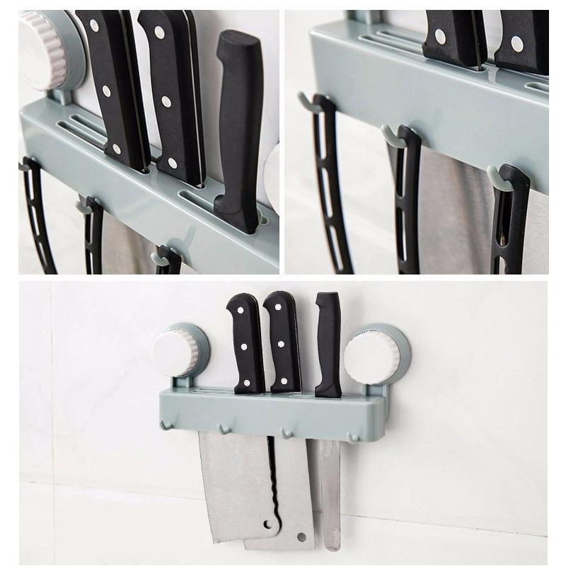 ABS Material Strong Magnetic cuțit suport pentru unelte de repaus - Organizarea și depozitarea în casă - Fotografie 3
