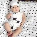 Swaddle Cobertor De Bambu Do Bebê Do Algodão Parisarc Bebê recém-nascido Alfabeto Cruz Envoltório