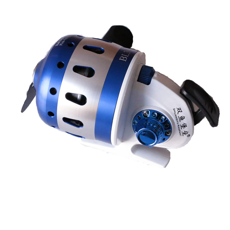 Natural 7BB FISH Spincast 14