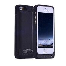 Чехол для iphone 5 5g 5s 5c se 4200 мАч зарядное устройство чехол для Apple iphone 5 5g 5s 5c se Bateria наружный де Celular Чехлы для мангала