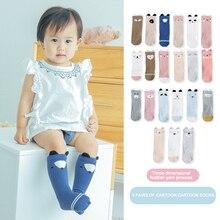 Baby Girls Stocking 3pcs/Lot Tights 2018 Hot Cotton Creative Beautiful Childrens Princess Cute Stockings Pantyhose