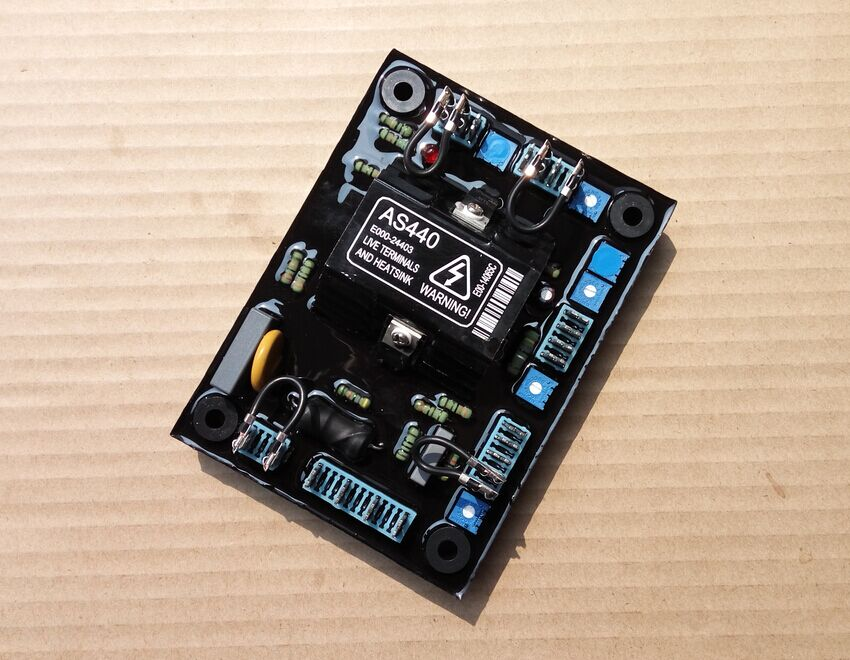 Stamford AS440 AVR. generator brushless