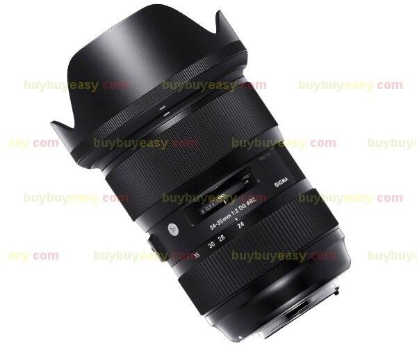 Sigma 24-35mm F2 DG HSM ART Full Frame Zoom Lens For Canon sigma af 35mm f 1 4 dg hsm canon art