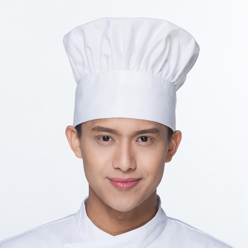 Новое поступление, шапки шеф-повара, шляпки для ресторана, шеф-повара, кухни, головные уборы для официанта в отеле, шапки для приготовления п...
