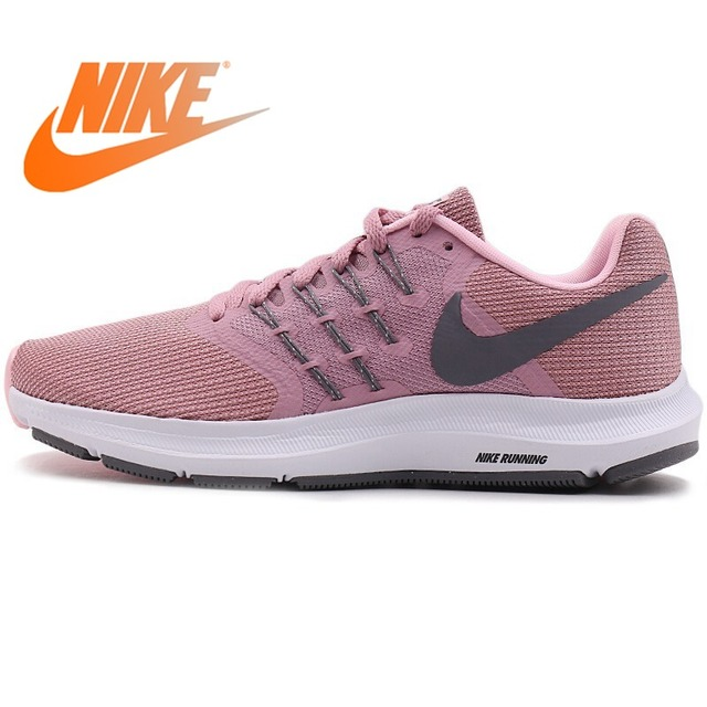 Original 2018 NIKE WoRun Swift Women's Running Shoes New Sports Stability Breathable Designer Athletics Official Sneakers 909006