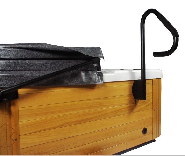 SPA and hot tub handrail, swimming pool entance Safety Rail Brackets lx 800w swimming pool spa hot tub air blower 4 0amp 2500l min