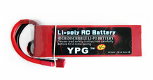 YPG 5200 мАч 11.1 В 40C 3 S Lipo Li-Po Lipoly Батарея для вертолет и самолет и автомобиль