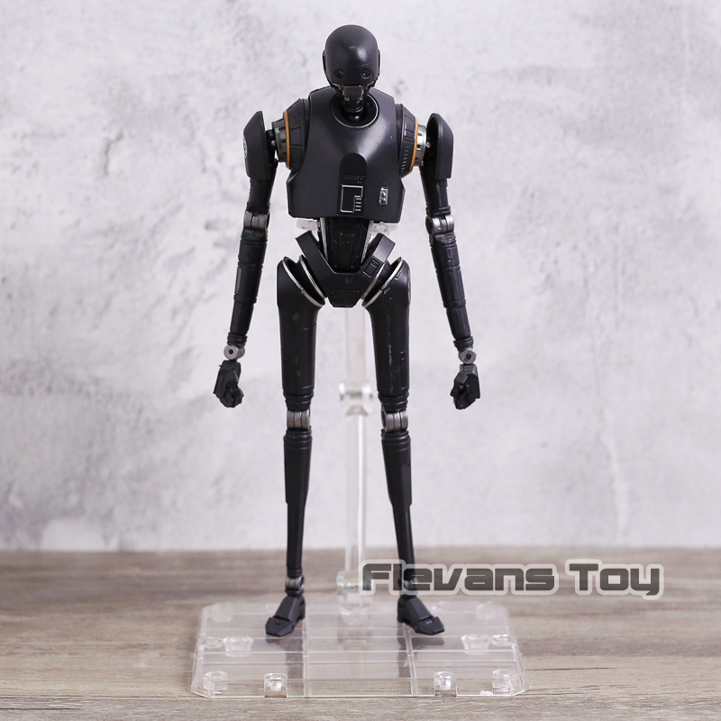 Rogue One A Star Wars Story K-2SO Robot PVC Action Figure Model Kids Toy Doll Gift