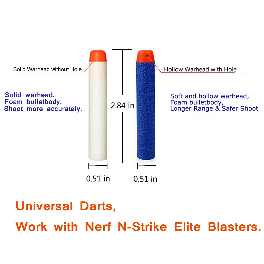 300PCS-Soft-Hollow-Hole-Head-Refill-Bullets-For-Nerf-Dart-Refill-Soft-For-Nerf-N-strike-Elite-Series-Blasters-Kid-For-Toy-Gun-1