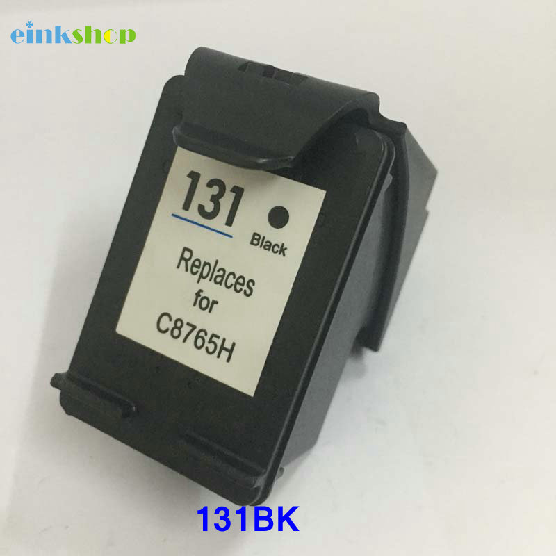 Einkshop Compatible For HP131 ink Cartridge C8765HE For hp deskjet 460 5743 5940 5943 6940 Photosmart 2573 2613 8753 PSC 1600