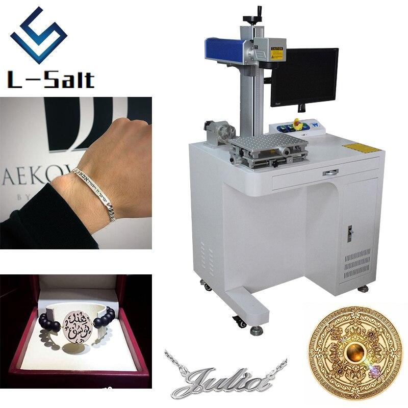 Laser Marking Steel High Speed Fiber Laser Marking/Cutting/Engraving Machine
