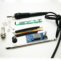 DIY kit Электрический Блок Высокое качество Цифровой Регулятор Температуры Комплекты для HAKKO T12 Паяльника или паяльной Станции Паяльник