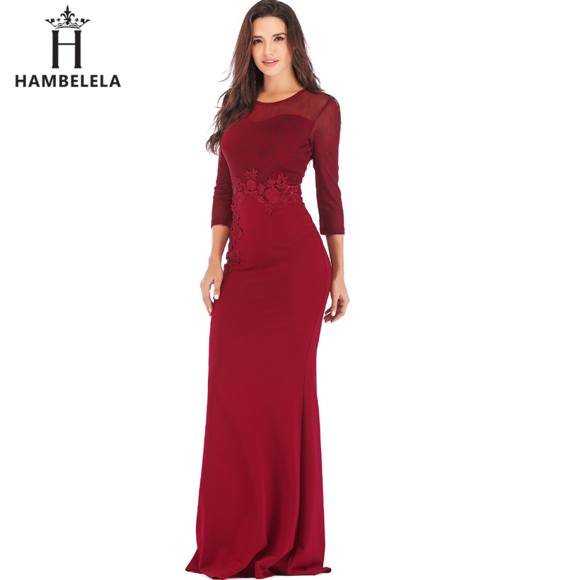 ᗜ lj Low Price For Woman Mermaid Dress Long Sleeve And Get