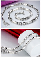 4mm 5mm 6mm 8mm Thick 100 Real Pure 925 Sterling Silver Necklace Men Thick Long Chain