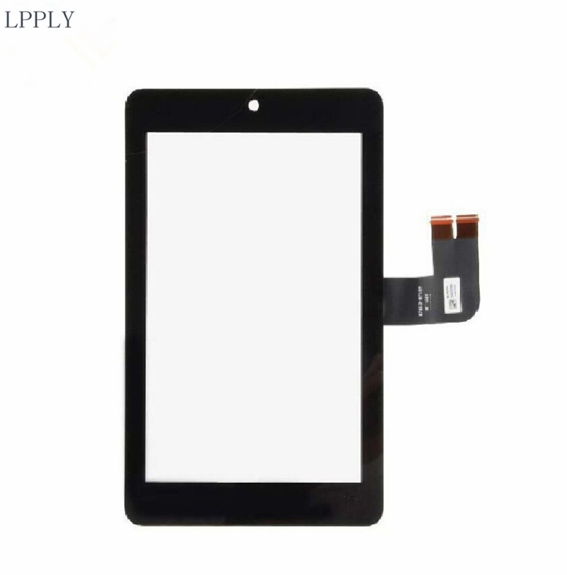 LPPLY New 7''For <font><b>Asus</b></font> <font><b>K00F</b></font> MeMO Pad HD 7 Touch Screen Digitizer Sensor Replacement Parts image
