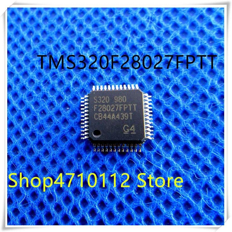 NEW 5PCS LOT TMS320F28027FPTT TMS320F28027F F28027F S320F28027FPTT F28027FPTT LQFP 48 IC