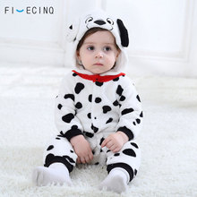 Baby Boys Girls Onesie Dalmatians Spotty Dog Cosplay Costume