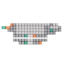 [In stock] Ortholinear Big Bang MOBILE MDA Hồ Sơ keycap nhuộm subbed Keycaps cho bàn phím cơ khí