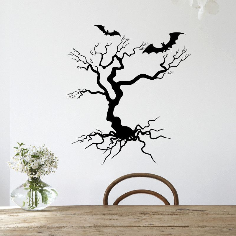 Forest Tree Branch Wall Decal