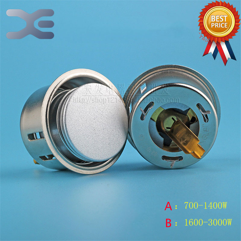 1Pcs High Quality Rice Cooker Parts New Original Rice Cooker Magnetic Temperature Limiter 700W-3000W Universal Type