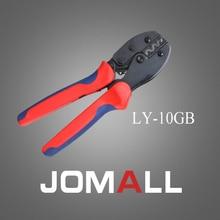 Купить с кэшбэком  LY-10GB crimping tool crimping plier 2 multi tool tools hands LY Ratchet Crimping Plier (European Style)