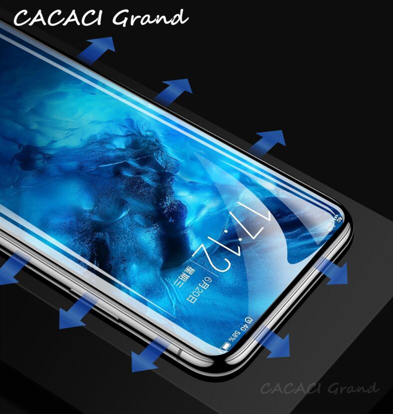 3 PCS For Huawei P smart Film 3D Full Cover Soft Hydrogel Film For Huawei Nova 3 3i 2i 2s 2 Lite Plus Mate 10 Pro Honor 6A 6X