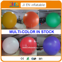 free air shipping to door,10pcs/lot+2mdia giant inflatable PVC exhibition air balloon,advertise helium sky balloon for events